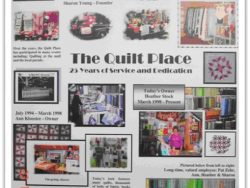 The Quilt Place Story